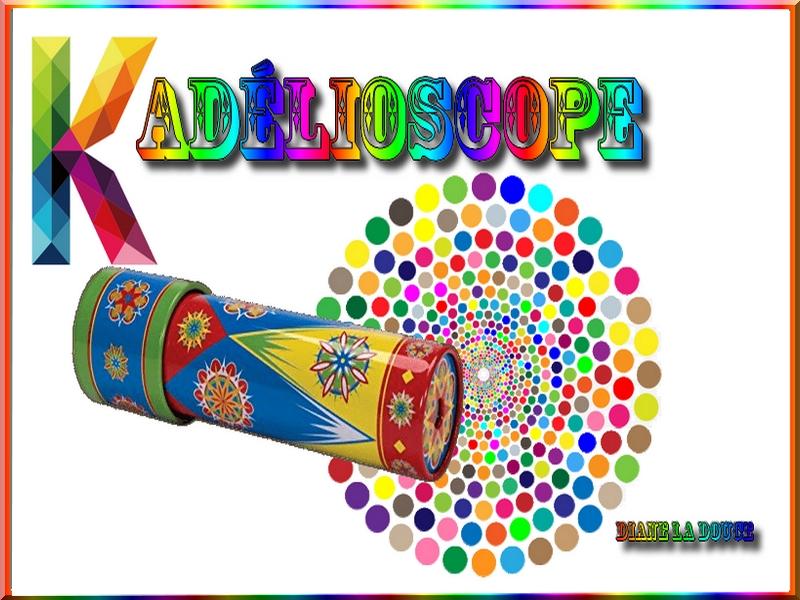 Alphabet animé K / Kaléidoscope Toplet29