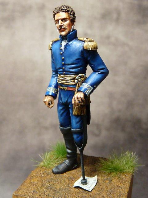 Général DAUMESNIL par BONO (FINI) - Page 2 P1060711