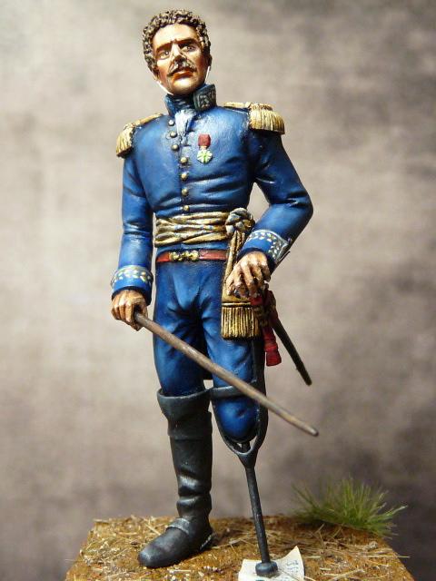 Général DAUMESNIL par BONO (FINI) - Page 2 P1060727
