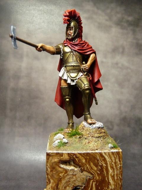 dernières réalisations: Gladiateur scissor et Porsenna  P1060745