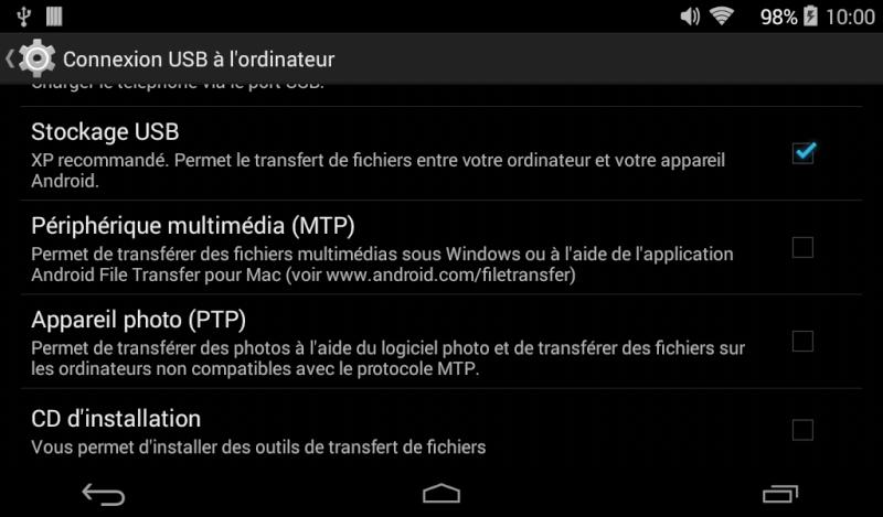 [AIDE] Pourquoi fichier devient introuvable lorque je veux l'enregistrter dans une tablette 0310