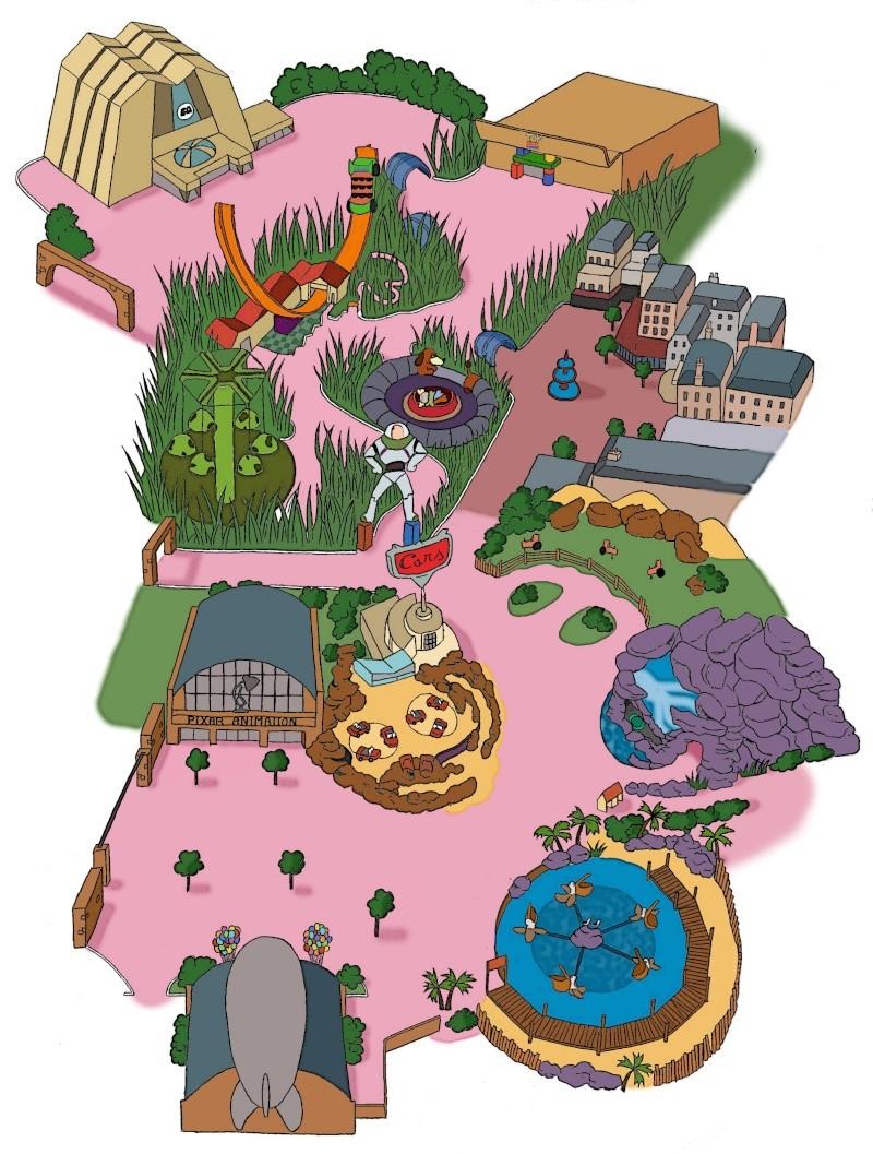 Disney Hollywood Adventure - ou la reconversion idéale du Parc Walt Disney Studios - Page 13 Wp_00910