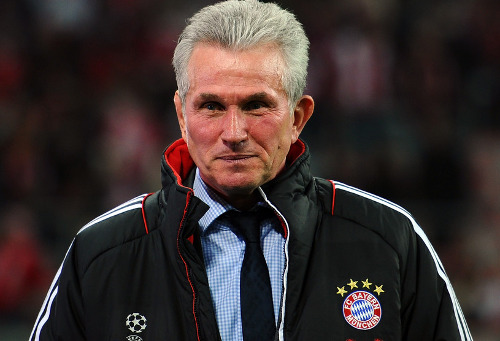 Former Head Coach: Jupp Heynckes Jupp10