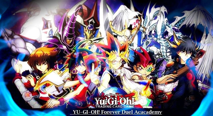 Forever Duel Academy