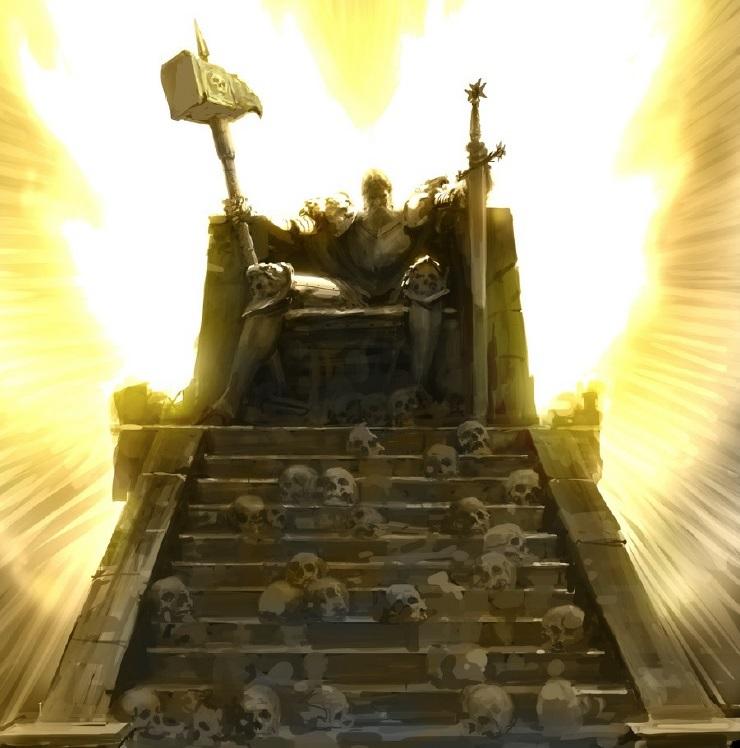[Warhammer Fantasy Battle] Images diverses - Page 2 Sigmar10