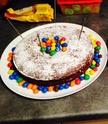 [Dessert] : Gâteau Chocolat-Crunch et M&M's Chocol10