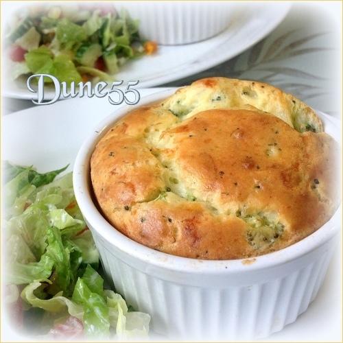Soufflé de brocoli au fromage Dzecmp10