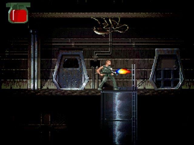 Jeux homonymes mais pourtant bien differents sur megadrive/ Super nintendo Alien-10