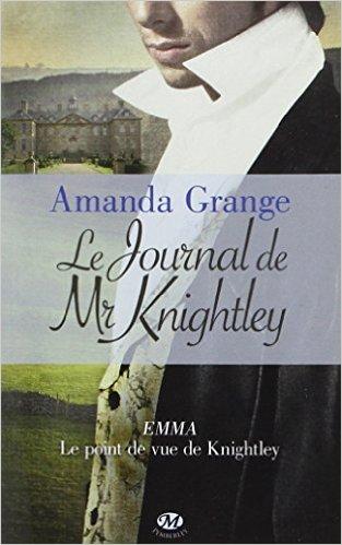 [Grange, Amanda] Le journal de Mr Knightley A10