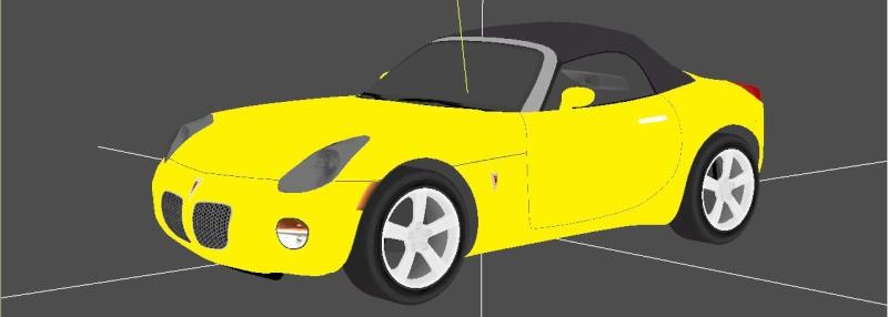 Pontiac Solstice 110