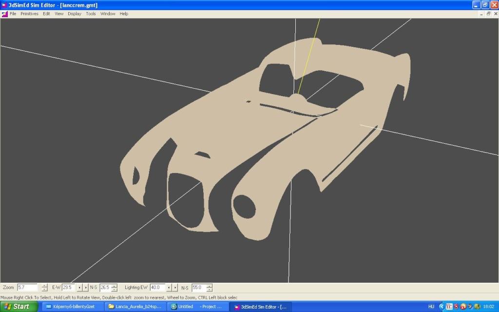(a project) Lancia Aurelia B24 Spider La_pic10