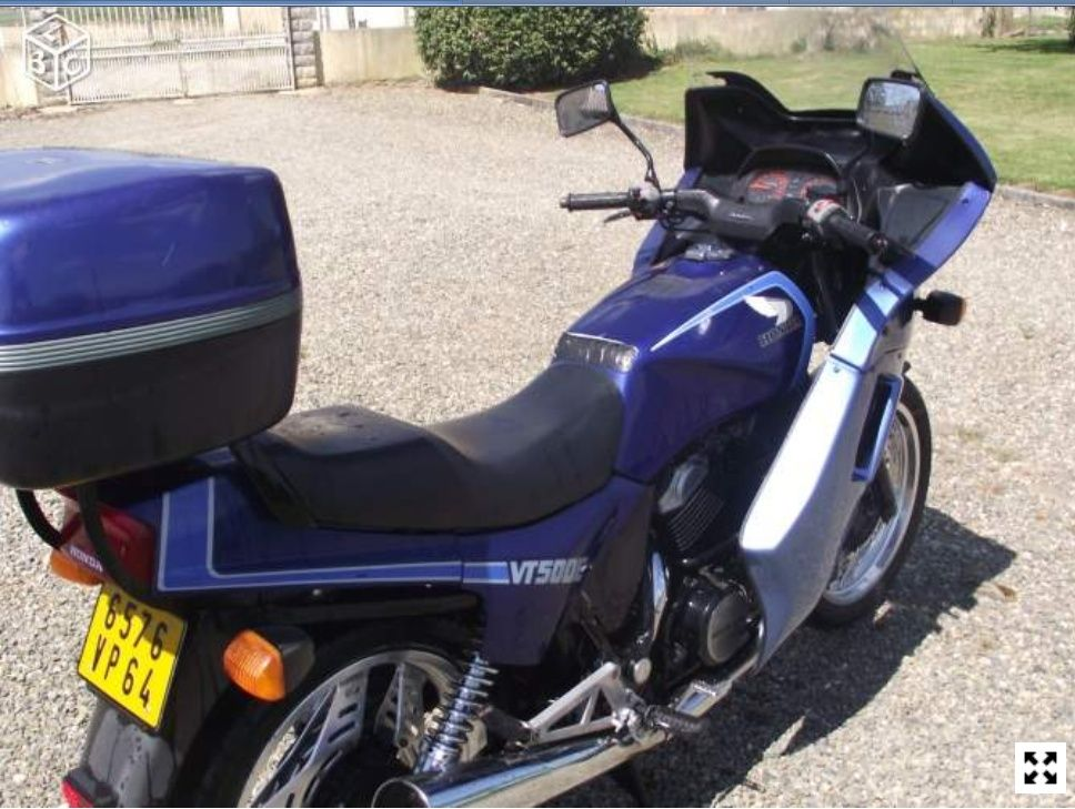 """Honda 500 VTE """"Grand Tourisme"""" Vte110"""