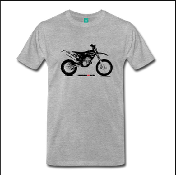 New T-shirt Sherco & KTM Captur10