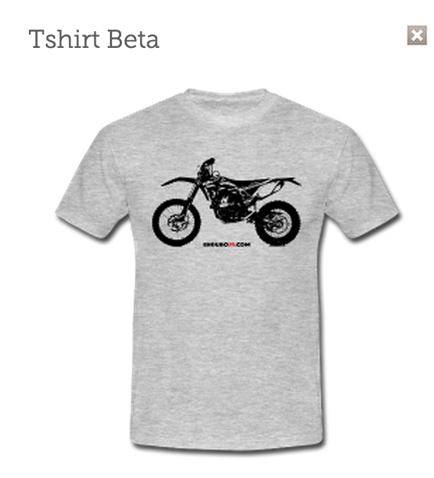 New T-shirt Sherco & KTM Captur12