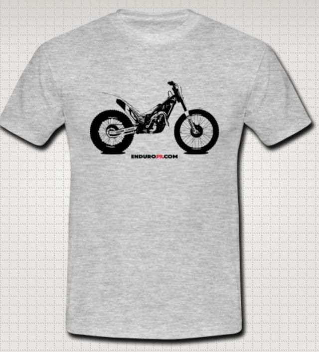 New T-shirt Sherco & KTM Captur15