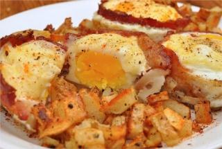 Huevos a la navarra Huevos11