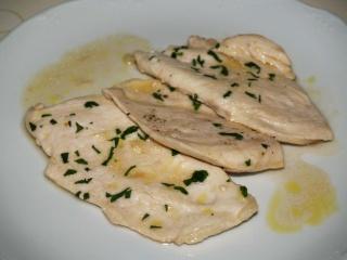 Pechugas de pollo en salsa Pechug10