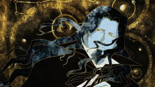 le Comte de Monte Cristo [Gankutsuou] Edmond10