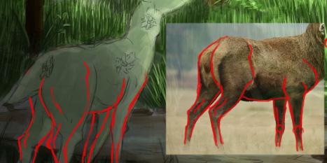 Les gribouilles d'Atna: objectif landscape et persos - Page 5 Gambet10