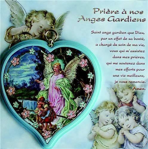 Prière au Saint Ange Gardien : Priyre10
