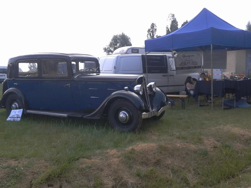 Rétro Meuse Auto au lac de Madine (55) 2015-014