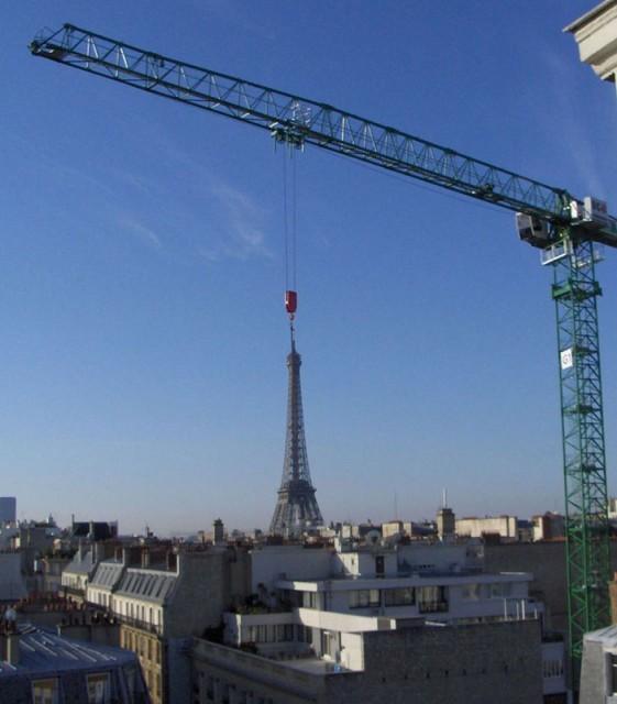 HUMOUR - Photos prises pil poil... Eiffel10