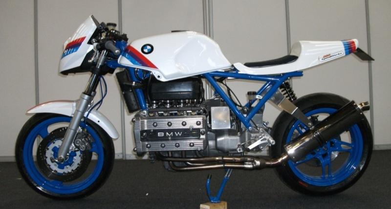 PHOTOS - BMW - Bobber, Cafe Racer et autres... - Page 2 K100_r10