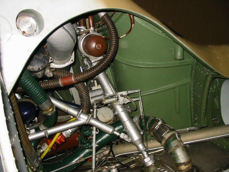 Macchi C.205 - 1:48 Tauro Model C205_m10