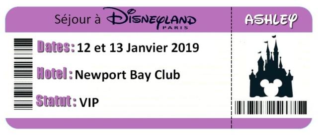 (Pré- TR) Sejour du 12 et 13 Janvier 2019 Newport Bay Compass Club Sans_t11