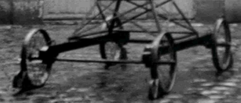 Flugsimulator im ersten Weltkrieg - Diorama im Maßstab 1:16 Aussch10