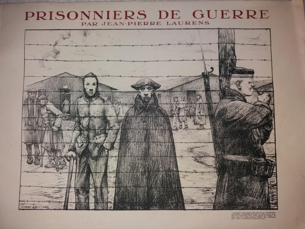 Prisonniers de guerre 20190912