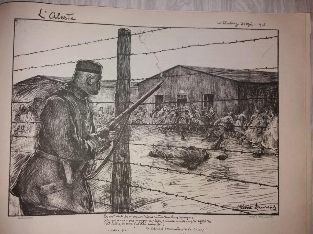 Prisonniers de guerre 20190916