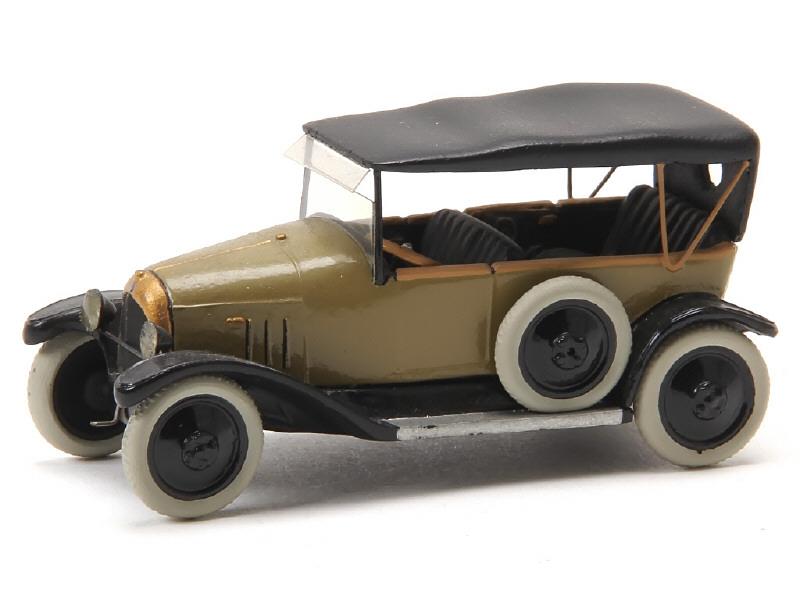 Citroën Type A, celle sans qui rien ne serait arrivé ! 00224410