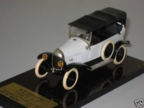 Citroën Type A, celle sans qui rien ne serait arrivé ! Bn3dq511