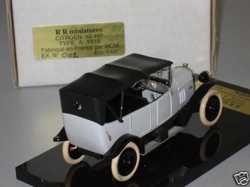 Citroën Type A, celle sans qui rien ne serait arrivé ! Bn3dvh10