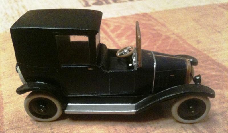 Citroën Type A, celle sans qui rien ne serait arrivé ! Coupe110
