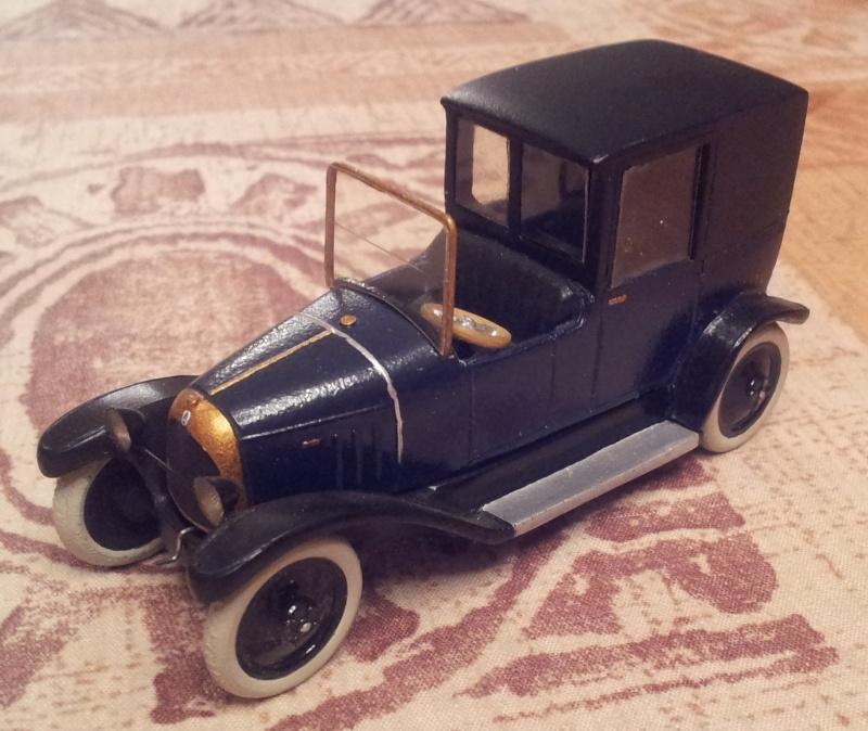 Citroën Type A, celle sans qui rien ne serait arrivé ! Coupe_11