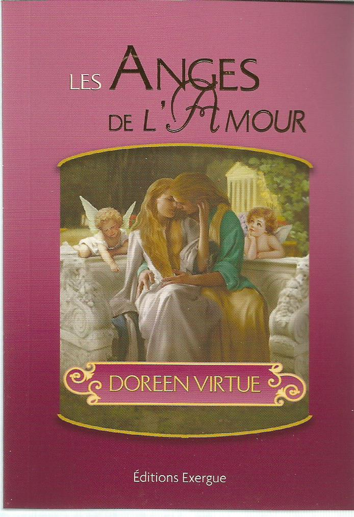 Tirage oracle Les Anges de l'amour (Doreen Virtue) Anges_12