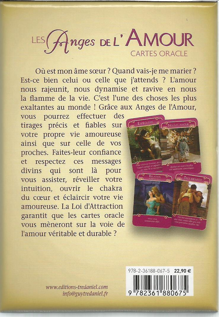 Tirage oracle Les Anges de l'amour (Doreen Virtue) Anges_13