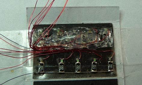 Commande pont transbordeur Märklin avec Arduino et télécommande infrarouge Vue_cy10