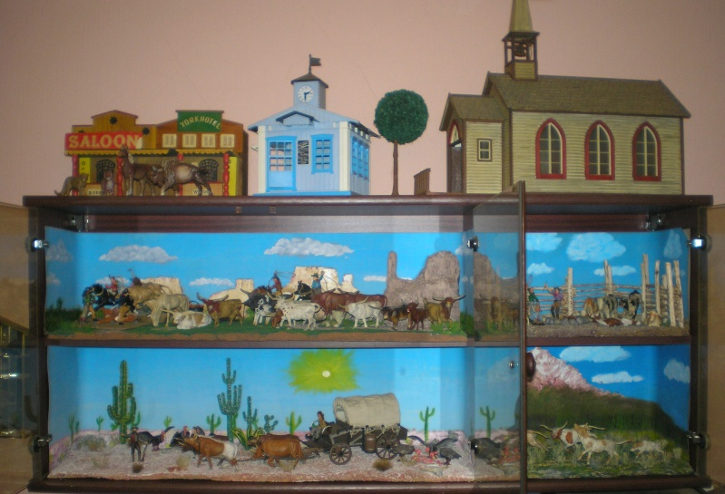 Western-Dioramen für 54 - 90 mm Figuren - Seite 3 007d3b11