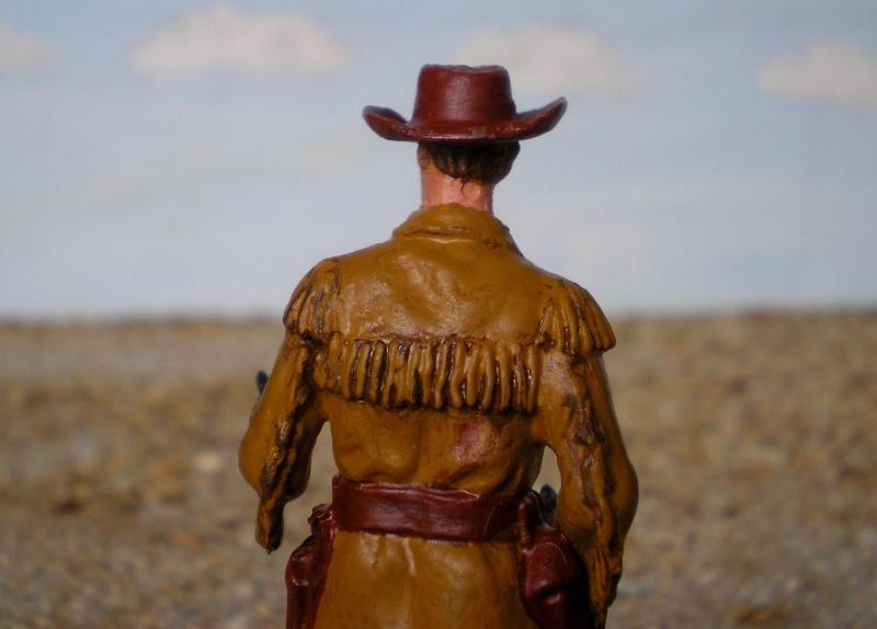Bemalungen, Umbauten, Modellierungen - neue Cowboys für meine Dioramen 180c3c10