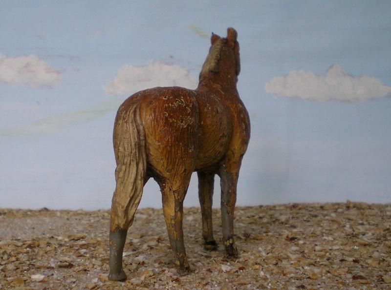 Bemalungen, Umbauten, Modellierungen - neue Tiere für meine Dioramen 181b3a11