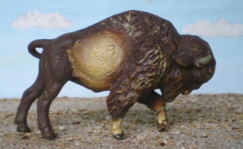 Bemalungen, Umbauten, Modellierungen - neue Tiere für meine Dioramen 181e4c10