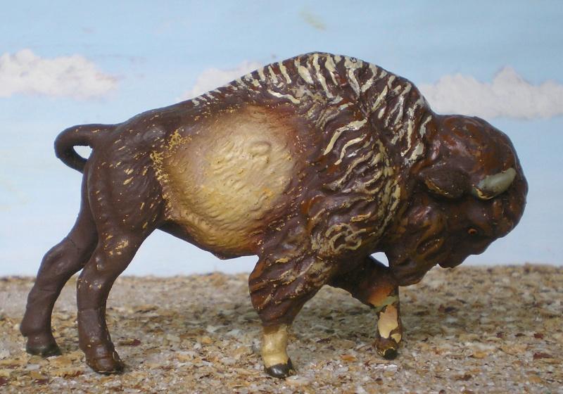 Bemalungen, Umbauten, Modellierungen - neue Tiere für meine Dioramen 181e4c12
