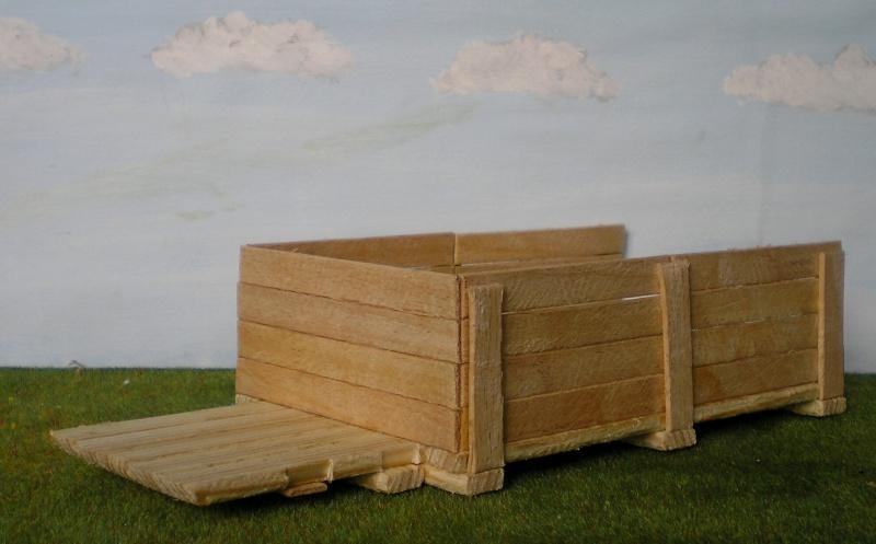 Eigenbau eines Chuck Wagons für Figurengröße 7 cm (Maßstab 1:24) 187b3d10