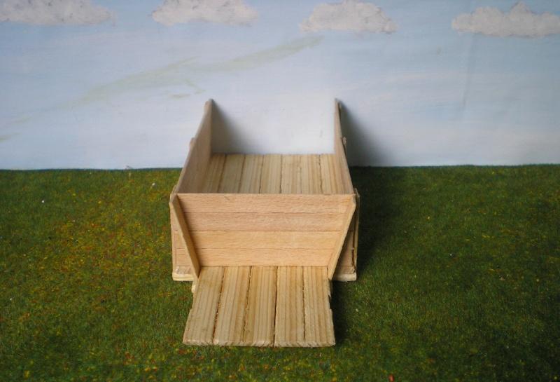 Eigenbau eines Chuck Wagons für Figurengröße 7 cm (Maßstab 1:24) 187b4a10