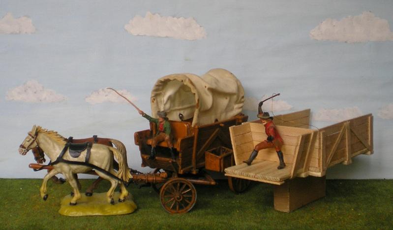 Eigenbau eines Chuck Wagons für Figurengröße 7 cm (Maßstab 1:24) 187b5b11