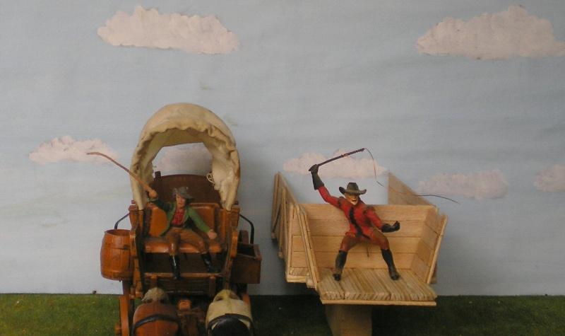 Eigenbau eines Chuck Wagons für Figurengröße 7 cm (Maßstab 1:24) 187b5b12