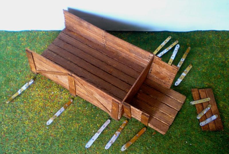 Eigenbau eines Chuck Wagons für Figurengröße 7 cm (Maßstab 1:24) 187b7a10